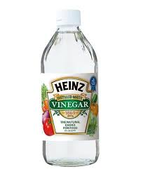 will vinegar remove wet towel smell