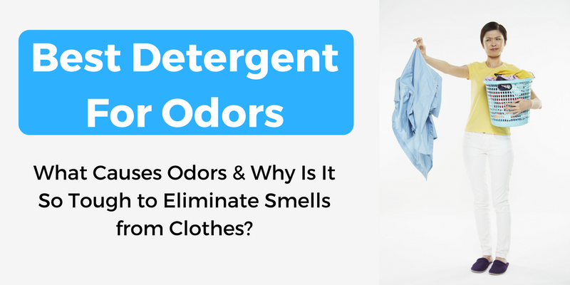 Best detergent for odors remove odors from clothing linens for Best detergent for dress shirts