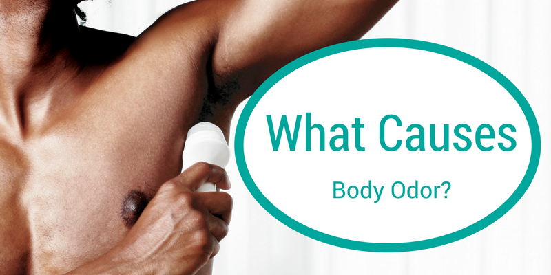 What Causes Body Odor?