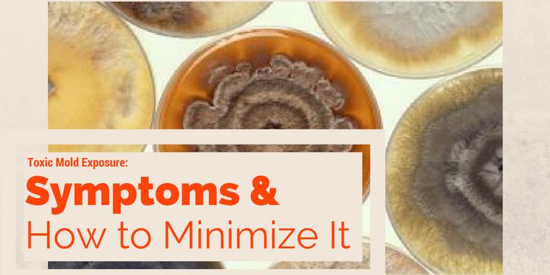 Toxic Mold Exposure- Symptoms & How to Minimize It