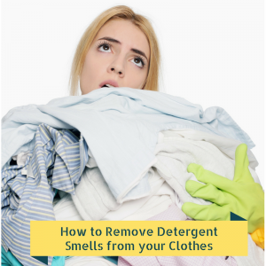 Laundry Tips for Odor Removal