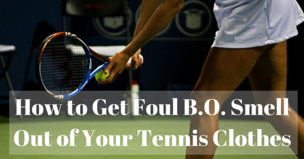 how to get foul b o smell out of your tennis clothes remove odors from clothing linens. Black Bedroom Furniture Sets. Home Design Ideas